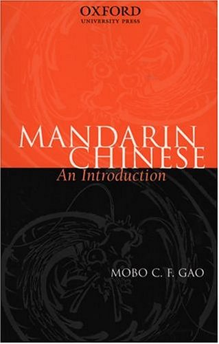 Mandarin Chinese : An Introduction (Paperback)