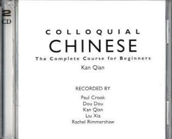 Colloquial Chinese: A Complete Language Course (Colloquial Series) (Audio CD)