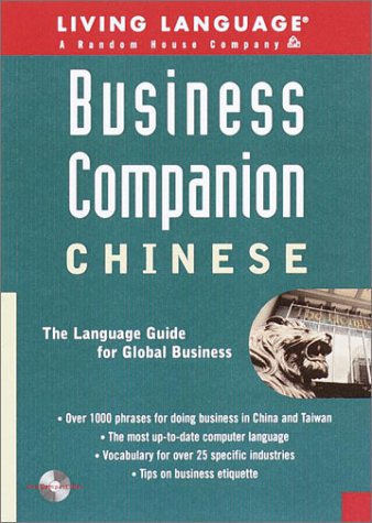 Business Companion: Chinese (Mandarin) (LL Business Companion) (Paperback)
