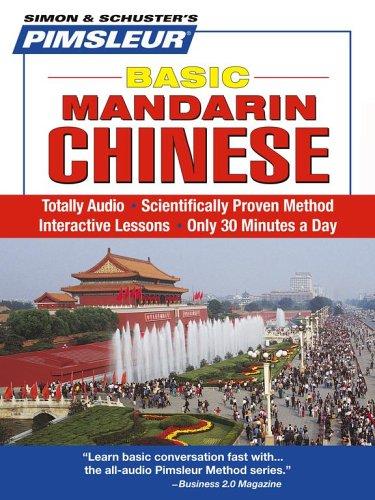 Basic Mandarin Chinese (Audio CD)