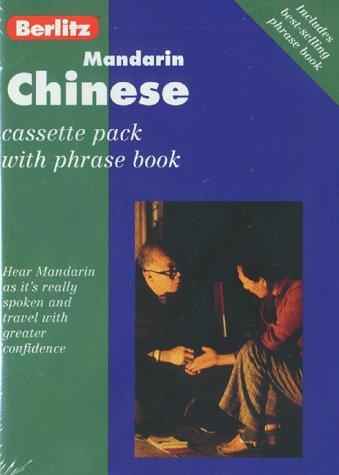 Berlitz Mandarin Chinese (Audio Cassette)